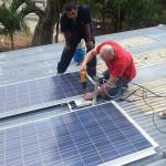 Nicaragua Off-Grid Anlage