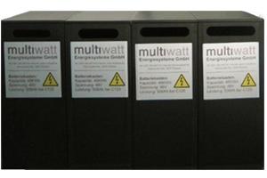 Batterien Energiespeicher