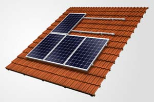 Mounting Systems - Aufdach Photovoltaik Gestell Alpha+
