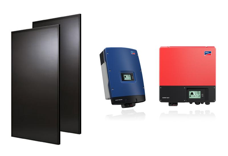 multiwatt® Photovoltaik Kits 2015