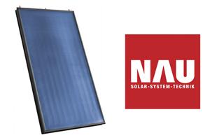 NAU Flachkollektor - Solarthermischesmodul