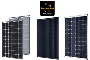 SolarWorld Solarmodule