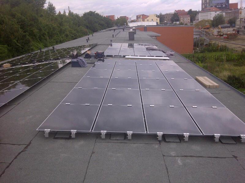 Photovoltaik-Anlage von multiwatt® - Doberenz, Rostock, Mecklenburg Vorpommern