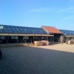 Photovoltaik-Anlage von multiwatt® - South Cambridgeshire, England, 30kWp