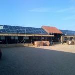 Photovoltaik-Anlage von multiwatt® - South Cambridgeshire, England, 30kWp
