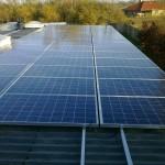 Photovoltaik-Anlage von multiwatt® - in Stralsund, Mecklenburg Vorpommern