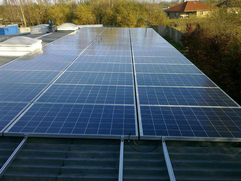 multiwatt-Photovoltaik-Anlage-Stralsund