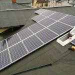 Photovoltaik-Anlage von multiwatt® - Wohnhaus in Doberan, Mecklenburg Vorpommern