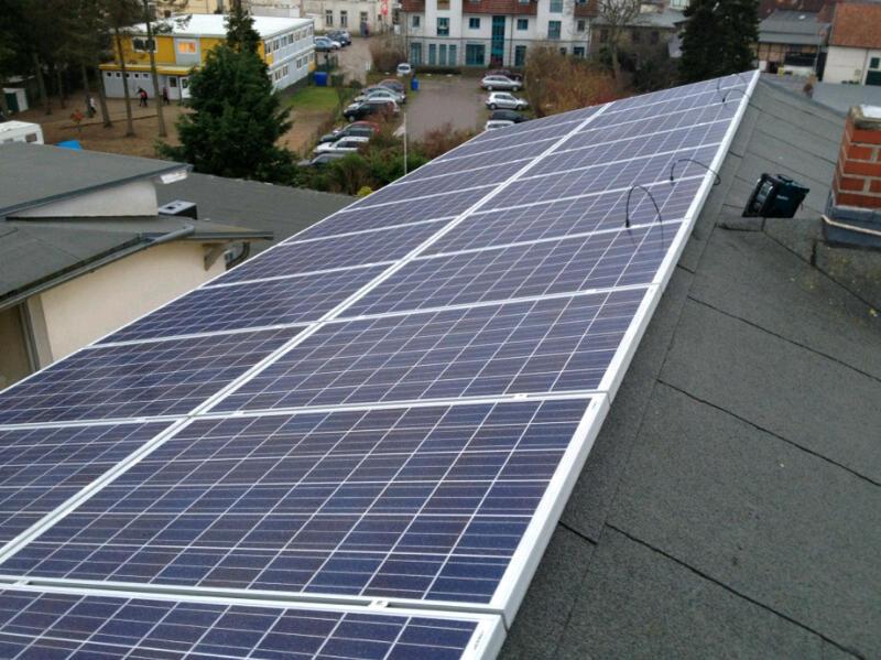 Photovoltaik-Anlage von multiwatt® - Wohnhaus in Doberan 2, Mecklenburg Vorpommern