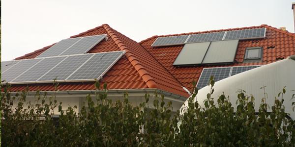Anwendungsbeispiel Photovoltaik Anlage