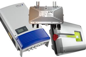 Photovoltaik Wechselrichter von Kostal, Kaco & AEconversion