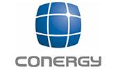 Conergy Logo - Partner von multiwatt für Photovoltaik