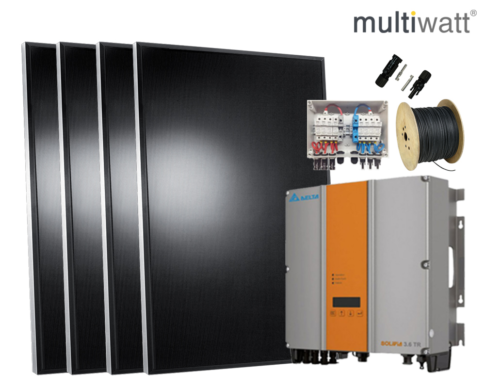 The multiwatt® Solar Energy Set 2015