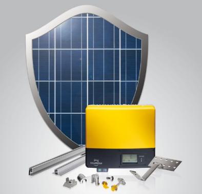 SolarWorld Photovoltaik Spezialversicherung
