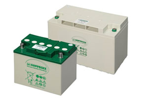Hoppecke batteries