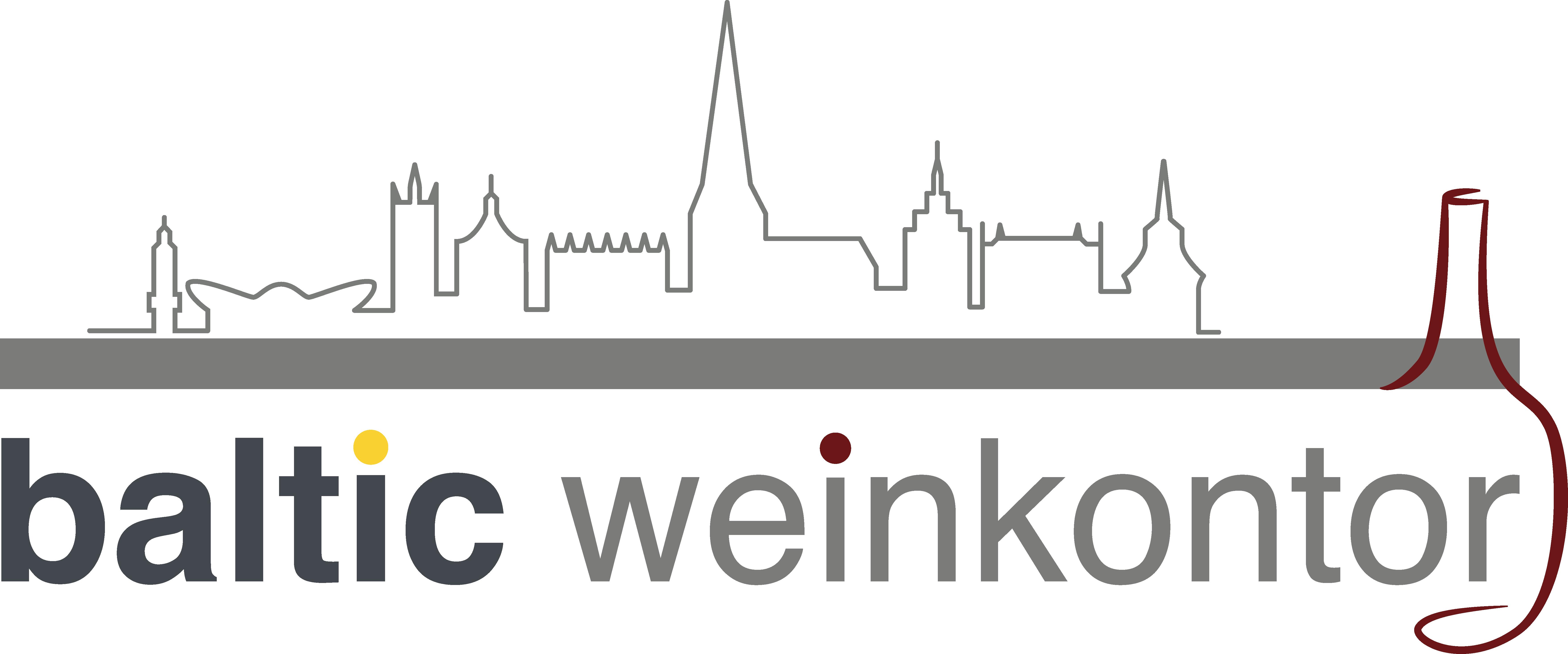 Logo baltic weinkontor